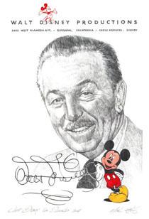 Waltdisney Walter Elias Disney La Nascita Di Topolino
